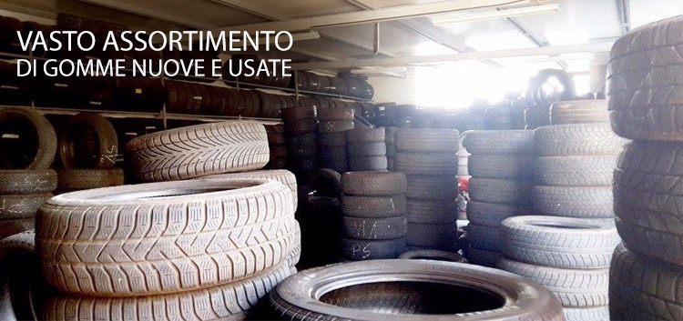 Gomme usate Vendiamoperte.it
